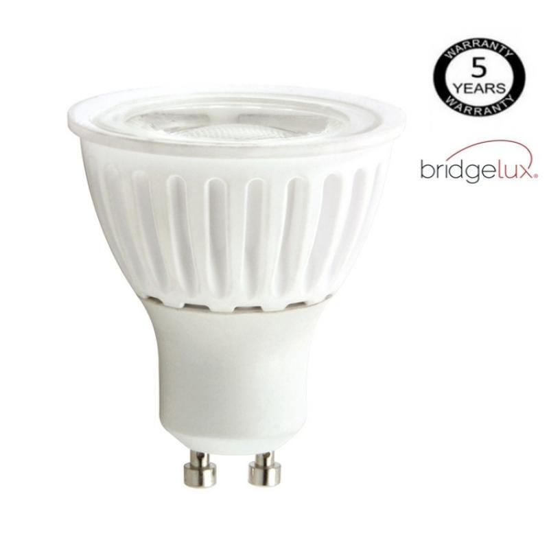 Dicroica LED COB 9W 12º Cerámica  GU10 5 Años Garantia - Imagen 1