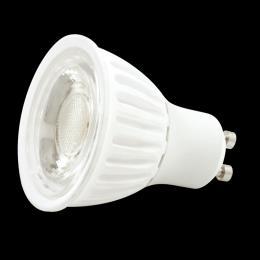 Dicroica LED COB 9W 24º Cerámica  GU10 5 Años Garantia - Imagen 2