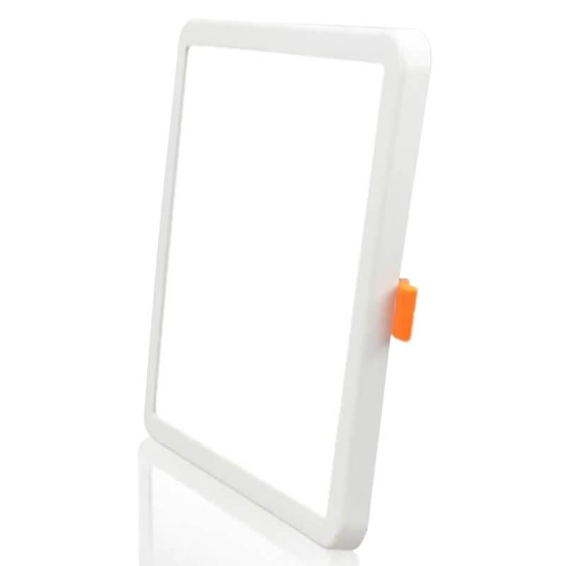 Placa LED Slim Cuadrada Downlight 20W AJUSTABLE - Imagen 1