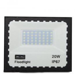 Foco Proyector LED SMD Mini 20W 90LM/W - Imagen 2