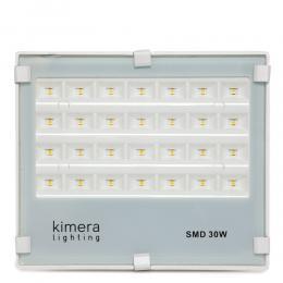 Foco Proyector LED 30W  IP66 Blanco - Kimera - Imagen 2
