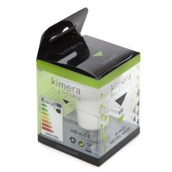 Bombilla Led Blanca 6W  GU10 230V - Kimera