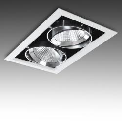 Cardan Led 20W x 2   2900Lm 45º No Dimable - Kimera