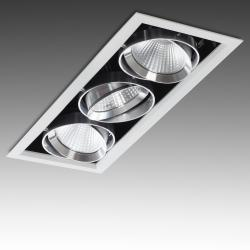 Cardan Led 20W x 3  4300Lm 45º No Dimable - Kimera
