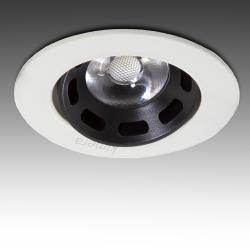 Led Downlight 6W 100-240V  460Lm 24° Ø85Mm - Kimera - Imagen 1