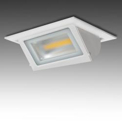 Led Downlight Rectangulaire 36W  110-240V  IP44 - Kimera
