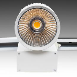Foco Carril LED Blanco 45W  45° 3300Lm - Kimera - Imagen 2