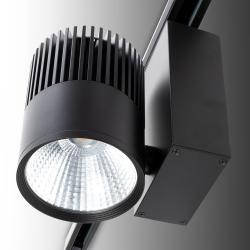 Foco Carril LED Negro 40W  45º - Kimera - Imagen 1