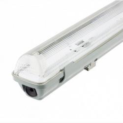 Pantalla estanca para un tubo de led IP65 150cm