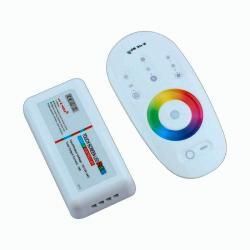 Controladora RGB 216W DC 12-24V 6A*CH IP20