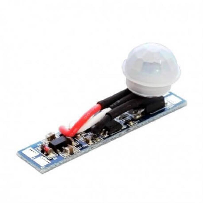 Sensor de movimiento para perfiles LED de 12 y 24 voltios - Imagen 1