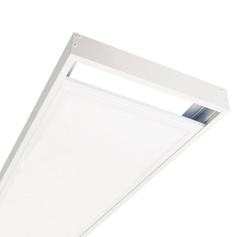 Kit de superficie de Panel 120x30 blanco - Imagen 1