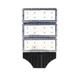 Soporte para farola LED  TRIPLE - DIY. - Imagen 1