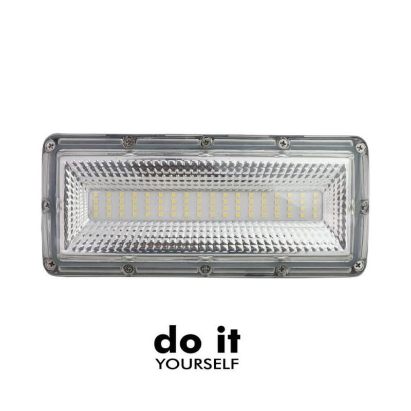 Módulo LED DIY 50W 120º SMD 3030-3D IP66 - Imagen 1