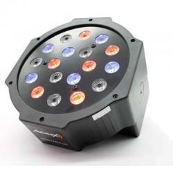 Foco PAR 18 LEDs DMX MONTANA 20