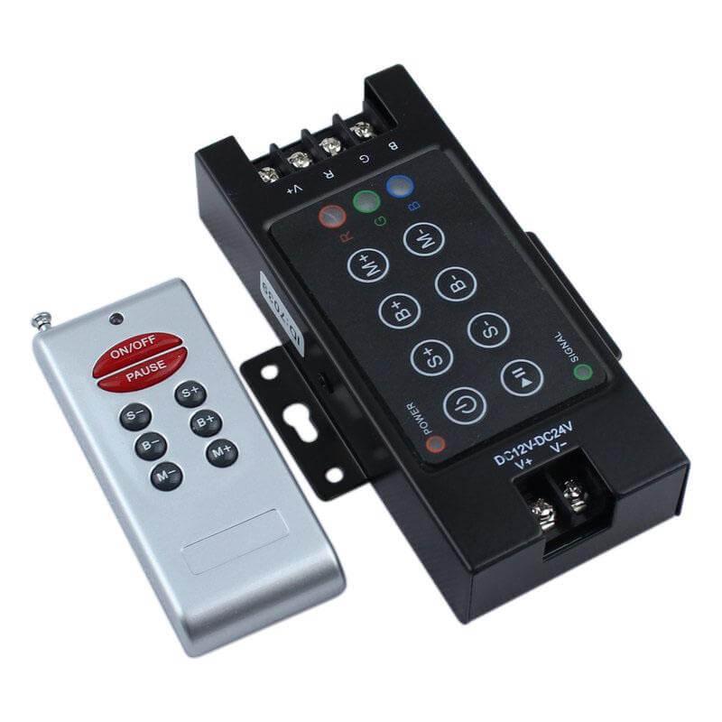 Controladora tactil para Tiras LED DC 12V - 24V - Imagen 1