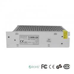 Fuente Alimentación 12V 150W 1A - Aluminio IP20 - Imagen 1