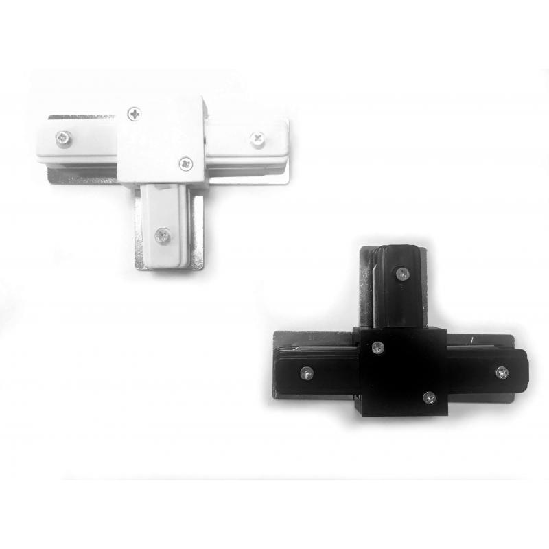 Conector tipo T para Carril Monofásico REFORZADO - Imagen 1
