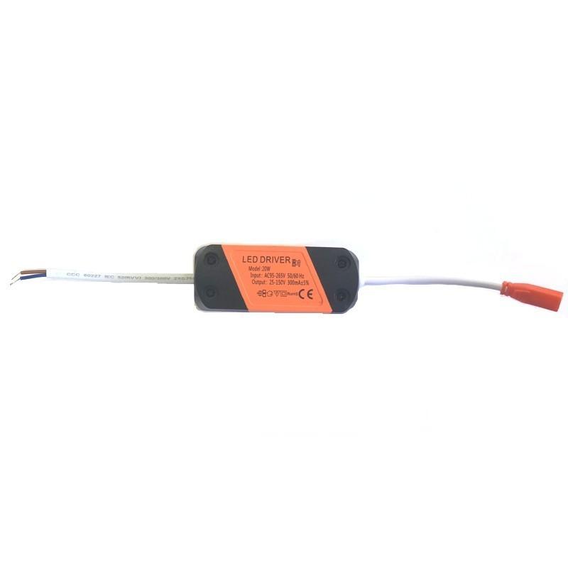 Driver para luminarias LED de 18W-20W 300mA - Imagen 1
