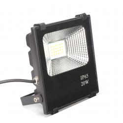 Proyector 20W SMD 3030 PROFESIONAL - REGULABLE TRIAC
