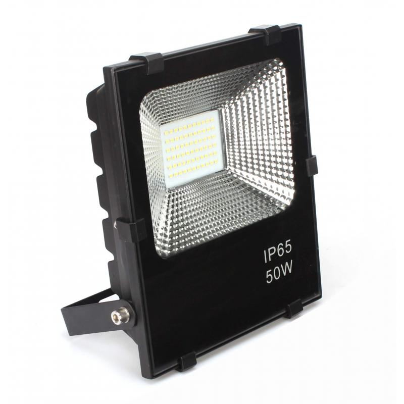 Foco Proyector LED 50W SMD 3030 PROFESIONAL - Imagen 1