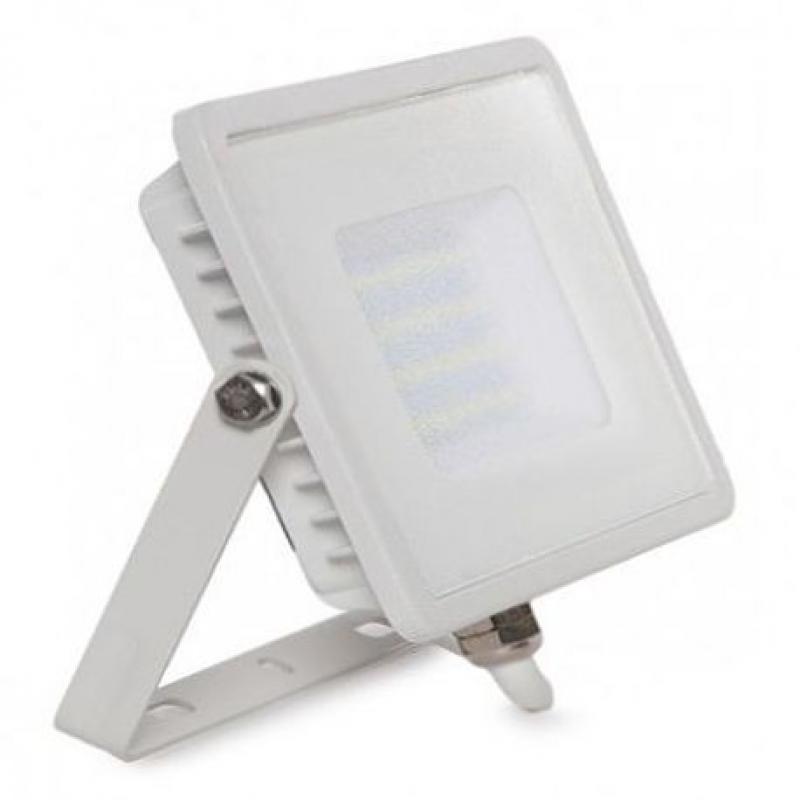 Foco Proyector Exterior Blanco LED 30W IP65 Elegance 3 años de garantia - Imagen 1