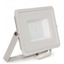 Foco Proyector LED Exterior Blanco  50W IP65 Elegance 3 años de garantia - Imagen 1