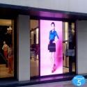 Pantalla Electrónica LED Interior Serie FIJA Pixel 5 RGB Full Color 6.14m2 (20 Modulos + Control)