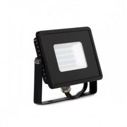 Foco Proyector Exterior Negro 10W IP65 Elegance 3 años de garantia - Imagen 1