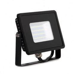 Foco Proyector Exterior Negro 20W IP65 Elegance 3 años de garantia - Imagen 1