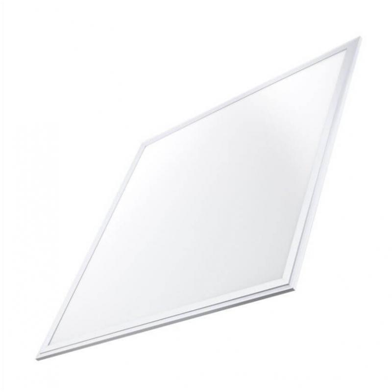 Panel LED 60x60 cm 40W Marco Blanco - Imagen 1
