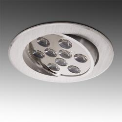 Foco Downlight LED Ecoline Circular 9W 900Lm 30.000H - Imagen 1