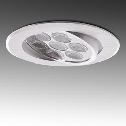 Foco Downlight  LED Ecoline Circular 7W 700Lm 30.000H - Imagen 1