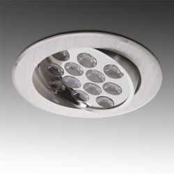 Foco Downlight LED Ecoline Circular 12W 1200Lm 30.000H - Imagen 1