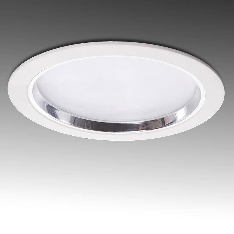 Foco Downlight LED Ecoline 230Mm 30W 2400Lm 30.000H - Imagen 1