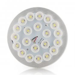 Disco Foco Downlight  Ø149X44Mm (Para Sustituir a 2 X Pl 26W) 22W 1980Lm 30.000H - Imagen 1