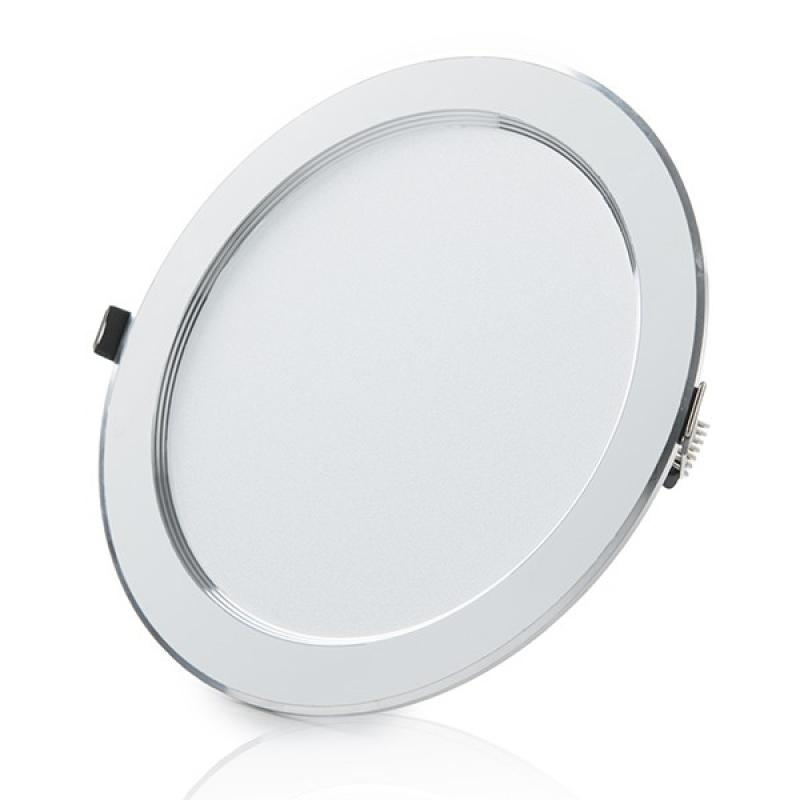 Foco Downlight  LED Ø190Mm 18W 1450-1550Lm 30.000H - Imagen 1