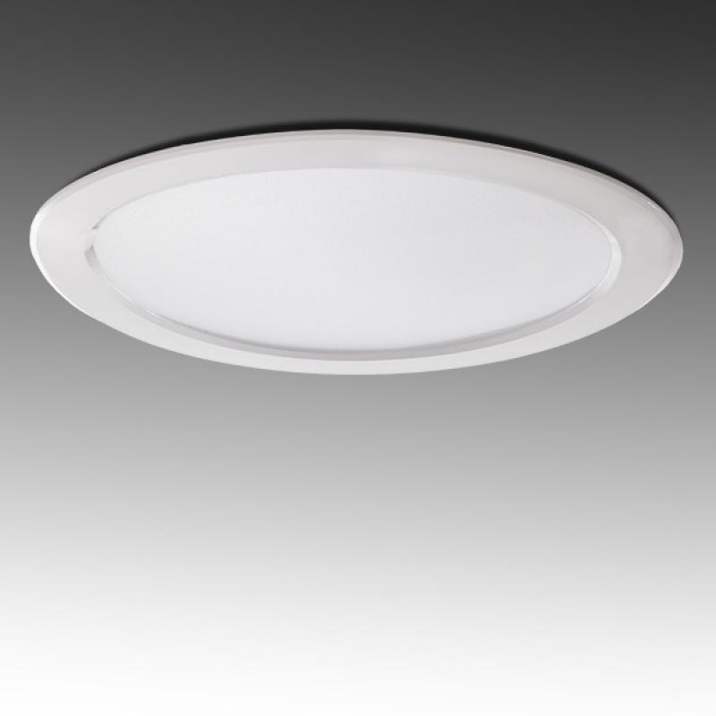 Foco Downlight  LED Circular 24W 2160Lm 30.000H Corte 184Mm - Imagen 1