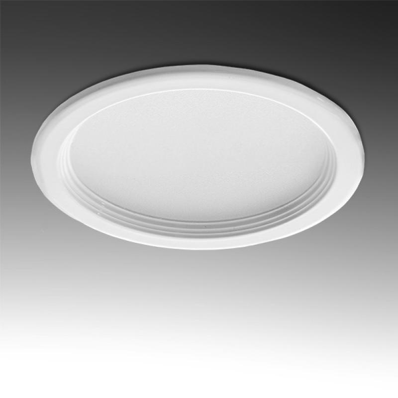 Foco Downlight  LED Ø76Mm 3W 270Lm Marco Blanco 30.000H - Imagen 1