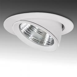 Foco Downlight LED COB Circular Orientable 40W 3200Lm 30.000H