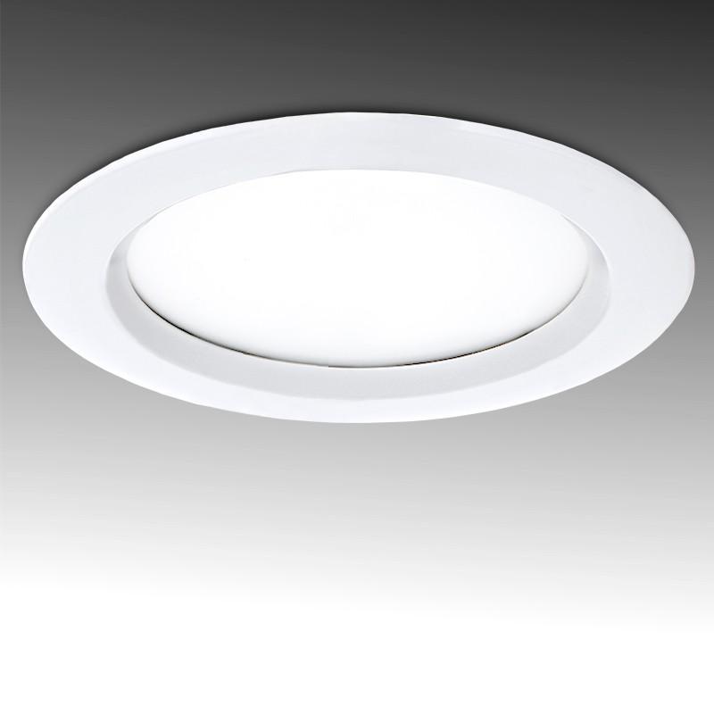 Foco Downlight LED IP65 Baños Y Cocinas Ø190Mm 18W 1620Lm 30.000H - Imagen 1