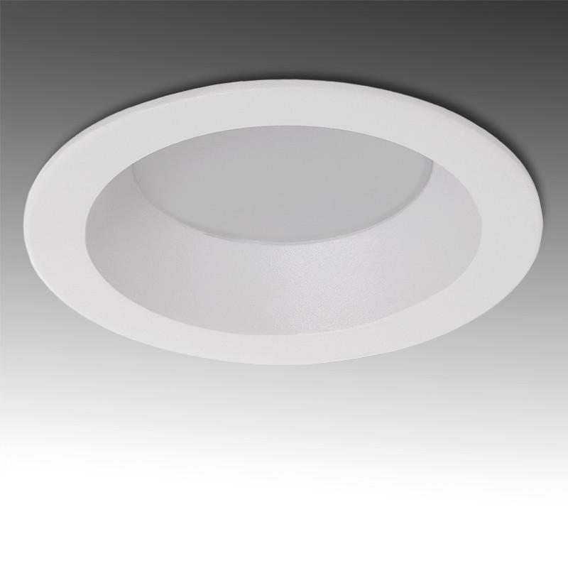 Foco Downlight  Circular LED Anti-Deslumbrante 9W 900Lm 30.000H - Imagen 1