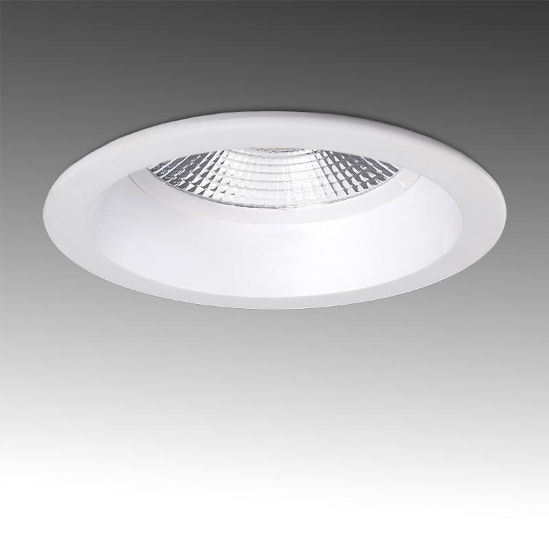 Foco Downlight  Circular LED Anti-Deslumbrante COB 18W 1800Lm 30.000H - Imagen 1