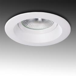 Foco Downlight Circular LED Anti-Deslumbrante COB 7W 700Lm 30.000H