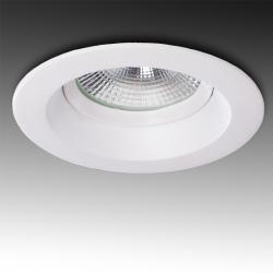 Foco Downlight Circular LED Anti-Deslumbrante COB 9W 900Lm 30.000H