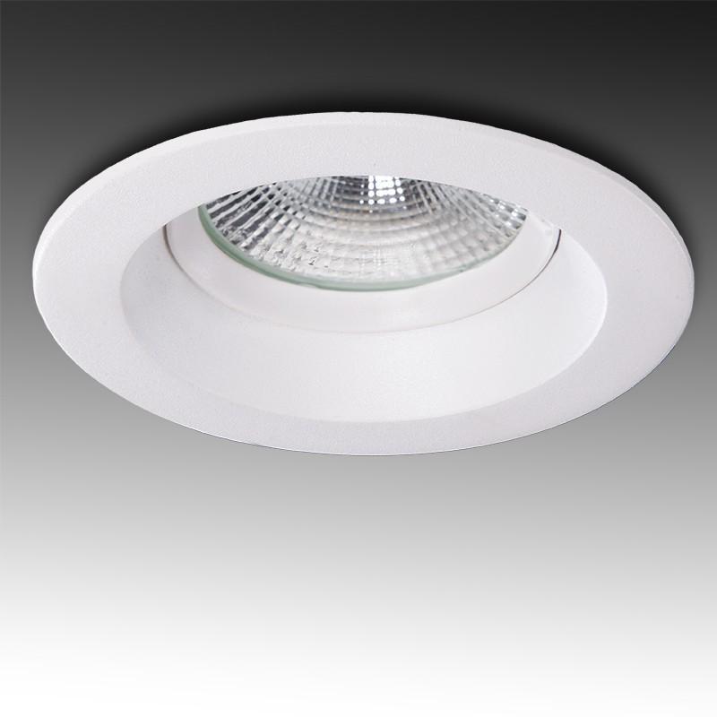 Foco Downlight Circular LED Anti-Deslumbrante COB 9W 900Lm 30.000H - Imagen 1