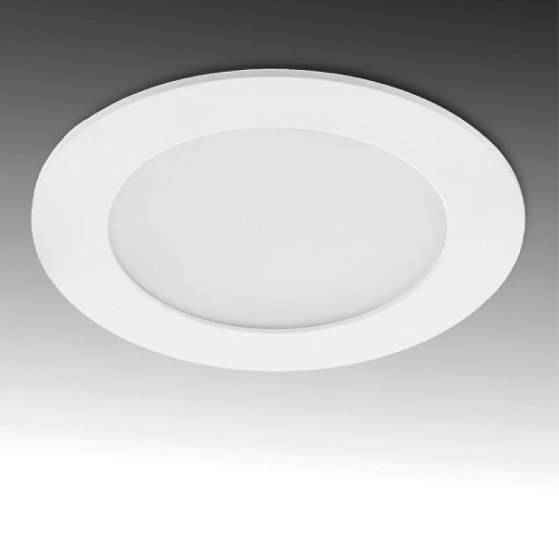 Foco Downlight LED 120º Control Remoto (Intensidad - Cct) 13W 1100Lm 30.000H Circular - Imagen 1