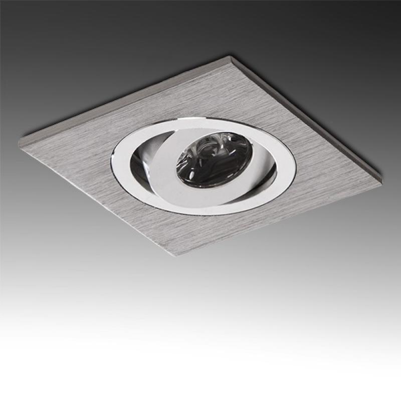 Foco Downlight LED 1W 90Lm 30.000H - Imagen 1