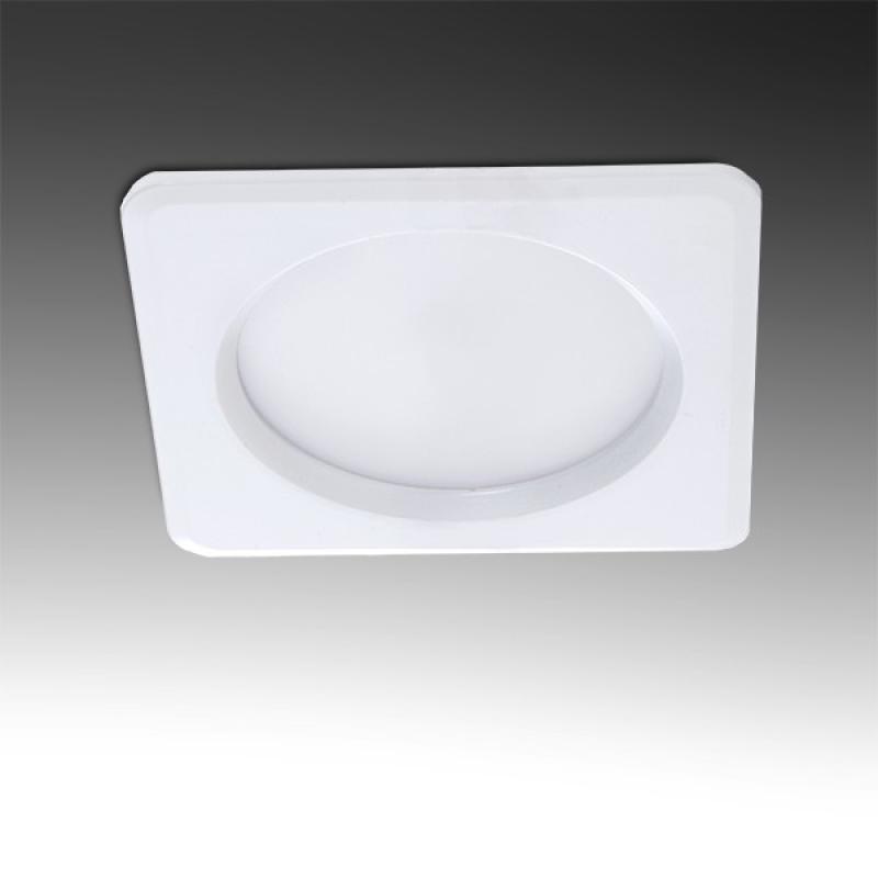 Foco Downlight  LED IP65 Baños Y Cocinas 108 X 108Mm 15W 1350Lm 30.000H - Imagen 1