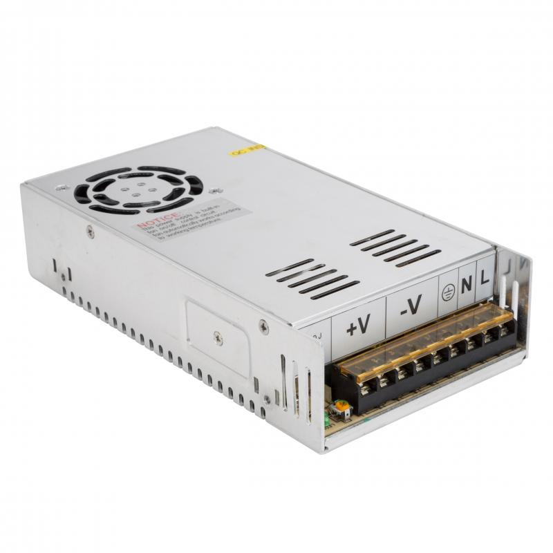 Transformador LED 350W 24VDC 14,6A IP25 - Imagen 1